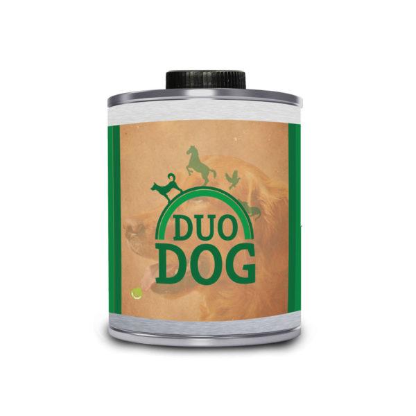 Gezonde vacht door Duo Dog