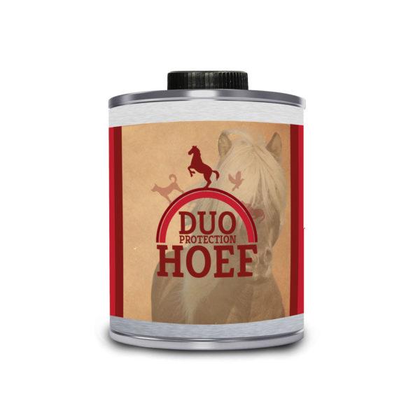 Gezonde hoeven door Duo Hoef